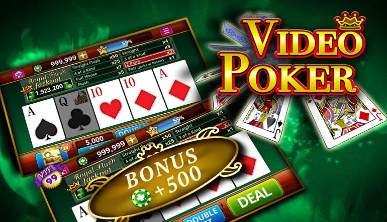 Jugar video póker online